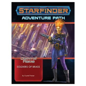 Starfinder Adventure Path 14: Dawn of Flame Chapter 2: Soldiers of Brass