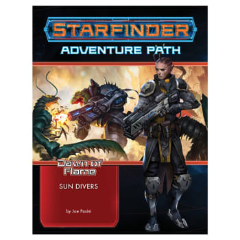 Starfinder Adventure Path 15: Dawn of Flame Chapter 3: Sun Divers