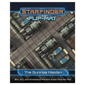 Starfinder Flip-Mat: The Sunrise Maiden