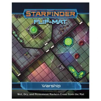 Starfinder Flip-Mat: Warship