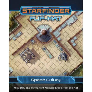 Starfinder Flip-Mat: Space Colony