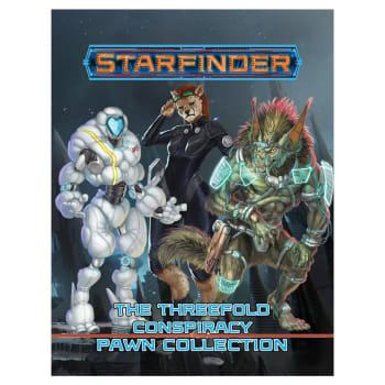 Starfinder Pawns: Threefold Conspiracy Pawn Collection