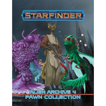 Starfinder Pawns: Alien Archive 4 Pawn Box