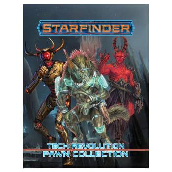 Starfinder Pawns: Tech Revolution Pawn Collection