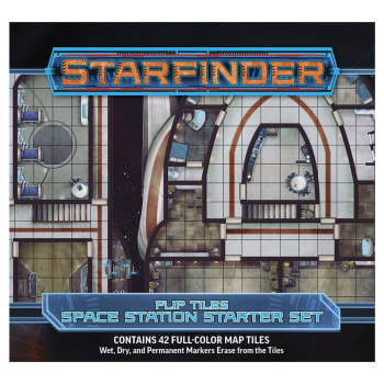 Pathfinder Flip-Tiles: Space Station Starter Set