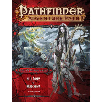 Pathfinder Adventure Path 108: Hell's Vengeance Chapter 6: Hell Comes to Westcrown