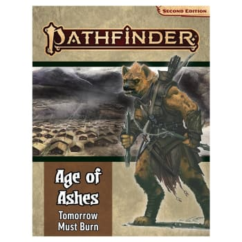 Pathfinder 2nd Edition Adventure Path 147: Age of Ashes Chapter 3: Tomorrow Must Burn