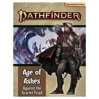 Pathfinder 2nd Edition Adventure Path 149: Age of Ashes Chapter 5: Against the Scarlet Triad