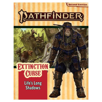 Pathfinder 2nd Edition Adventure Path 153: Extinction Curse Chapter 3: Life's Long Shadows