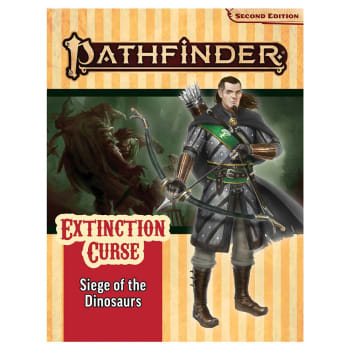 Pathfinder 2nd Edition Adventure Path 154: Extinction Curse Chapter 4: Siege of the Dinosaurs
