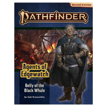Pathfinder 2nd Edition Adventure Path 161: Agents of Edgewatch Chapter 5: Belly of the Black Whale