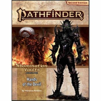Pathfinder Adventure Path (Second Edition): Hands of the Devil (Abomination Vaults 2 of 3)