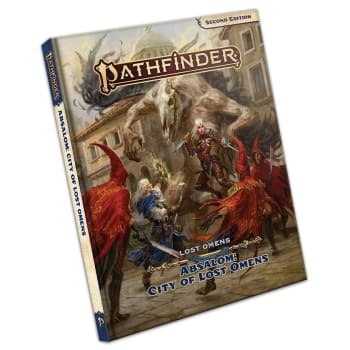 Pathfinder 2nd Edition: Absalom, City of Lost Omens