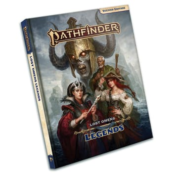 Pathfinder 2nd Edition: Lost Omens: Legends