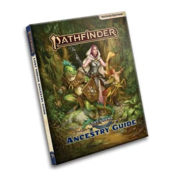 Pathfinder 2nd Edition: Lost Omens - Ancestry Guide