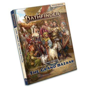 Pathfinder 2nd Edition: Lost Omens - The Grand Bazaar