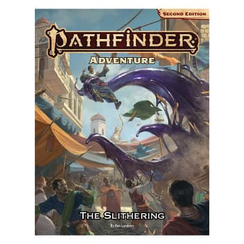 Pathfinder 2nd Edition: Adventure - The Silthering