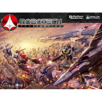 Robotech RPG Tactics: Box Set
