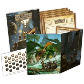 Talisman Adventures RPG: Game Master's Kit