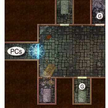 13th Age: The Crown Commands - Map Folio
