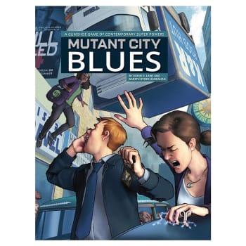 Mutant City Blues (2nd Edition)