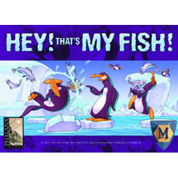Hey! That's My Fish! Board Game