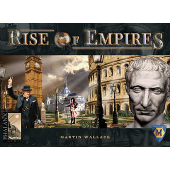 Rise of Empires Board Game
