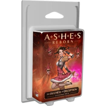Ashes Reborn: The Duchess of Deception Expansion Pack