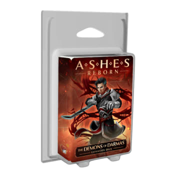 Ashes Reborn: The Demons of Darmas Expansion Pack