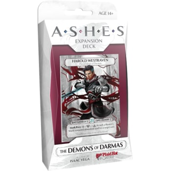 Ashes: Rise of the Phoenixborn - The Demons of Darmas Expansion