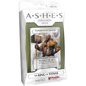 Ashes: Rise of the Phoenixborn - The King of Titans Expansion