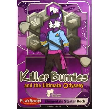 Killer Bunnies Ultimate Odyssey: Elementals Starter