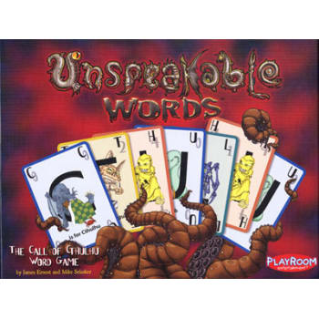 Unspeakable Words: The Call of Cthulhu Word Game