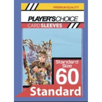 Player's Choice Sleeves - Powder Blue - Standard Sized (60)