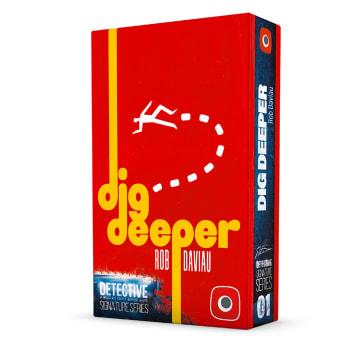 Detective: Dig Deeper Expansion