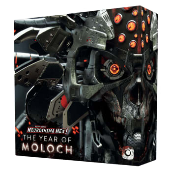 Neuroshima Hex! 3.0 The Year of Moloch Edition