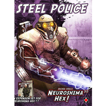 Neuroshima Hex 3.0: Steel Police