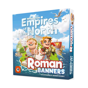 Imperial Settlers: Empires of the North - Roman Banners Expansion