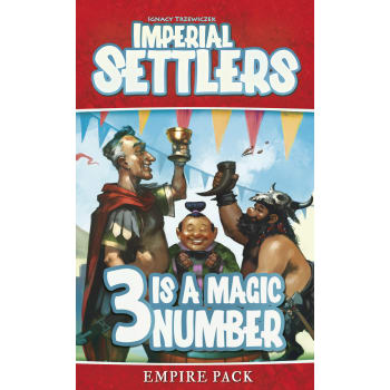 Imperial Settlers: 3 Is a Magic Number Empire Pack