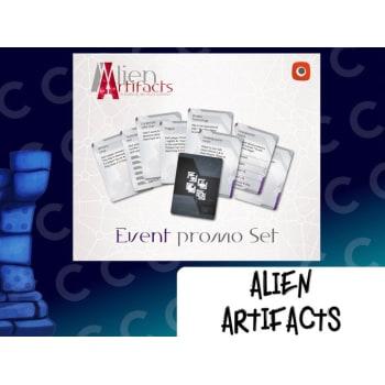 Alien Artifacts: Event Set - Dice Tower Promo