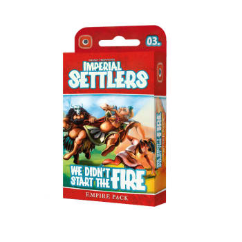 Imperial Settlers: We Didn't Start The Fire Empire Pack