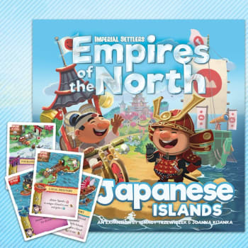 Imperial Settlers: Empires of the North - Japanese Islands Expansion