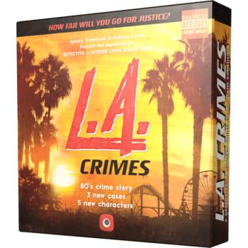 Detective: L. A. Crimes Expansion