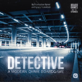Detective: A Modern Crime Game (Ding & Dent)
