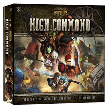 Warmachine High Command