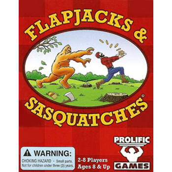 Flapjacks and Sasquatches