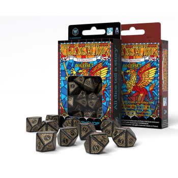 Changeling 20th Anniversary Edition D10 Dice Set(10)