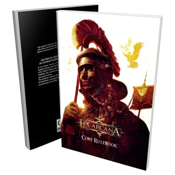 Lex Arcana RPG: Core Rulebook