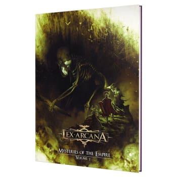 Lex Arcana RPG: Mysteries of the Empire I
