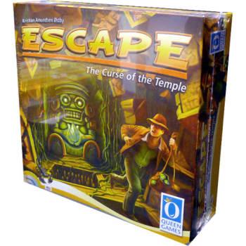 Escape: The Curse of the Temple Board Game